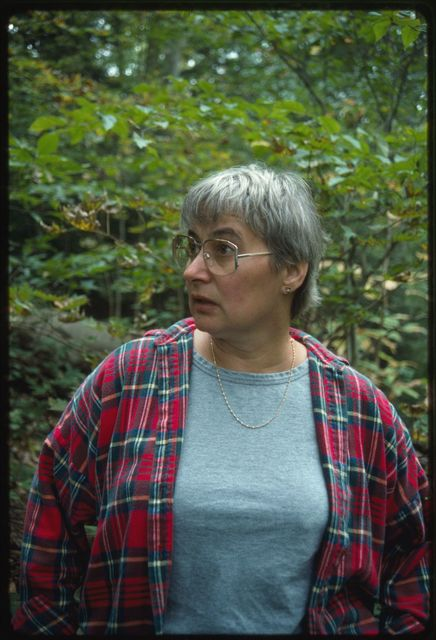 Doris Magan, former coal miner and Appalachia Forest Action Project volunteer