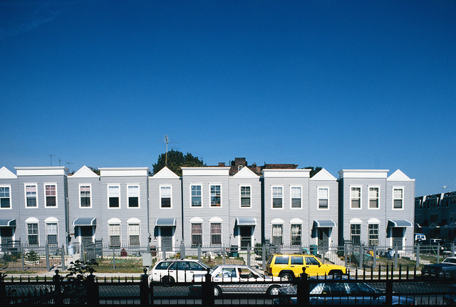 Vyse Ave. at 178th St., South Bronx, Oct. 1994
