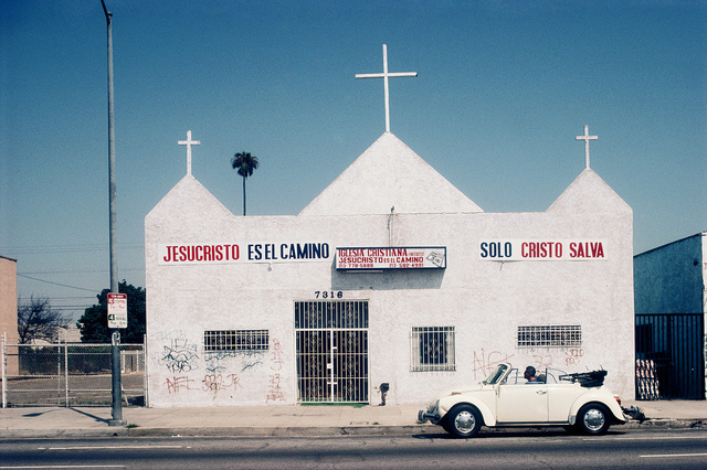 7316 South Broadway, Los Angeles, 1996