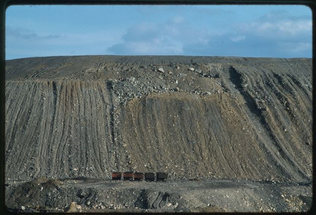 Costain mountaintop removal mine, White Oak