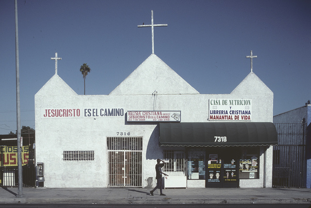 7316 South Broadway, LA, 1999