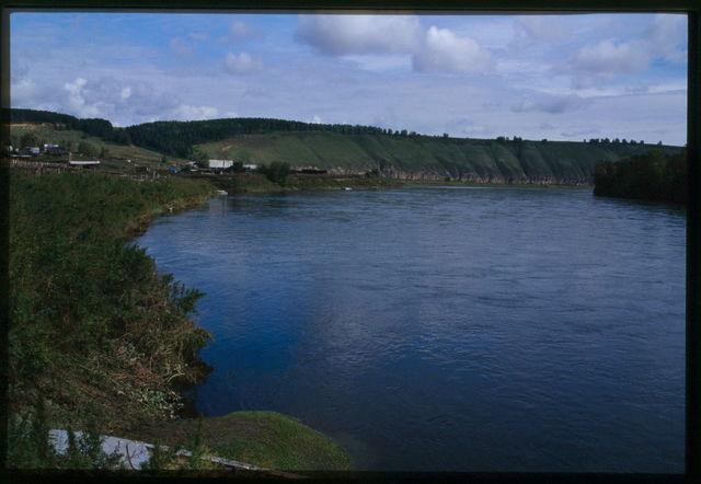 Belaia River, Bel'sk, Russia