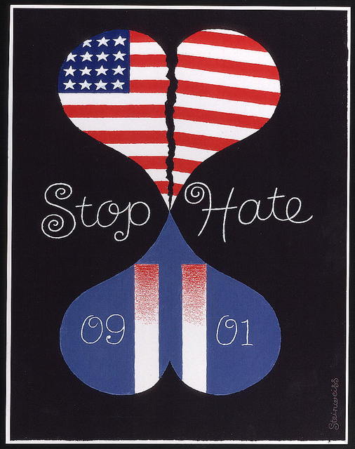 Stop hate / Steinweiss.