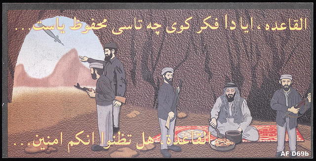 [Taliban, do you think that you are safe ...]
