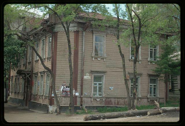 House (Frunze Street 85), (around 1910), Khabarovsk, Russia