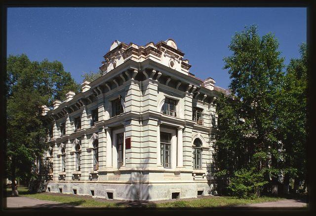 Prayer House of the Spiritual Christians (Molokane), (around 1910), Blagoveshchensk, Russia