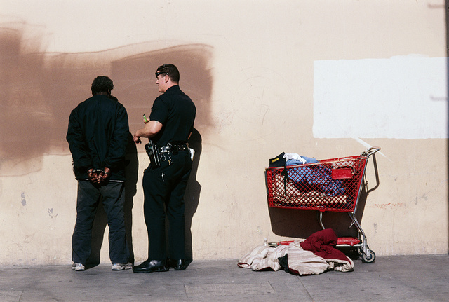441 Towne Ave., Skid Row, Los Angeles, 2007
