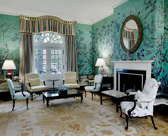 Dillon room, Blair House, located across from the White House, Washington, D.C.
