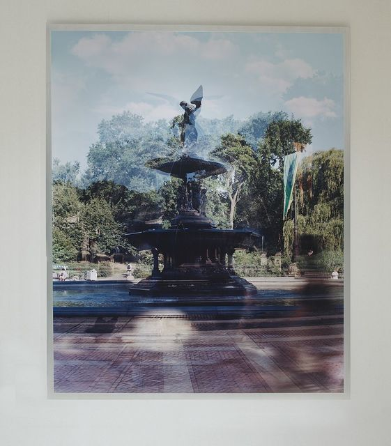 "Photograph ""Angel of the Waters"" at Federal Office Building, New York, New York"