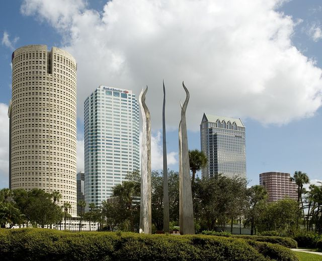 Skyline, Tampa, Florida