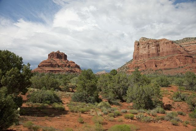 Desert view, Sedona, Arizona