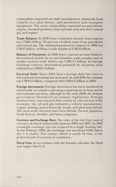Iran : a country study /