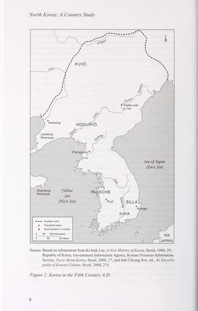 North Korea : a country study /