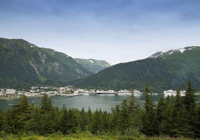 Skyline, Juneau, Alaska