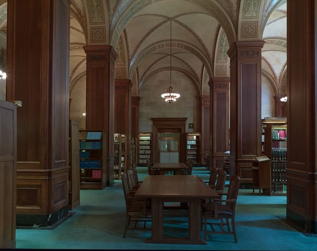 Law Library, Herbert C. Hoover Building, U.S. Department of Commerce, Washington, D.C.