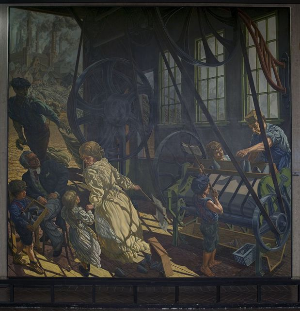 The History of Labor in America Series at the Frances Perkins Federal Building