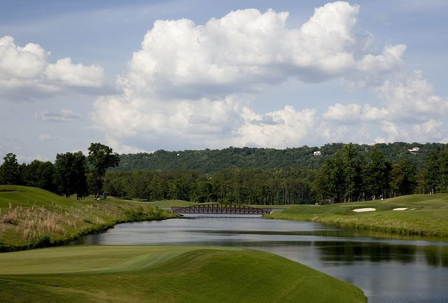 Alabama welcomes the newest addition to the Robert Trent Jones Golf Trail, Ross Bridge, located in Hoover near Birmingham, Alabama