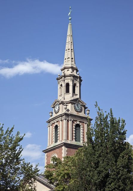 All Souls Church, 16th St. near intersection with Harvard St., NW, Washington, D.C.