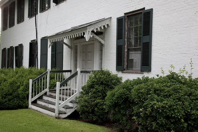 Bluff Hall is a historic residence in Demopolis, Alabama
