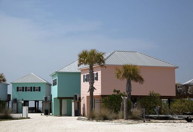 Dauphin Island is a town in Mobile County, Alabama