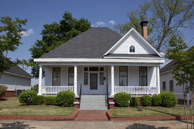 Dexter Parsonage Museum, Montgomery, Alabama