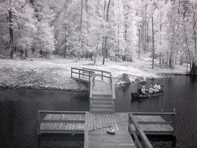 Fishing in Monroe County, Alabama