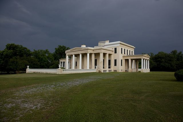 Gaineswood, a plantation house in Demopolis, Alabama