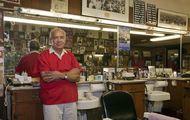 Malden Brothers Barber, Montgomery, Alabama