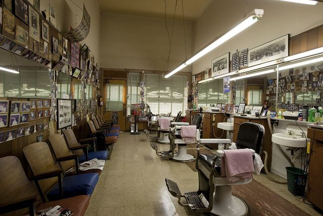 Malden Brothers Barber, Montgomery, Alabama