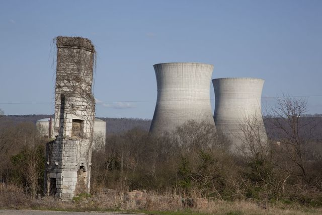 Nuclear reactors that have never been activated in Scottsboro, Alabama
