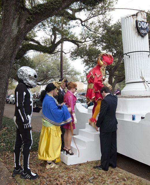 Order of Myths, Mobile's first and oldest Mardi Gras society, Mobile, Alabama