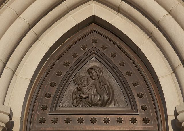 Shrine of the Most Blessed Sacrament of Our Lady of the Angels Monastery, Hanceville, Alabama