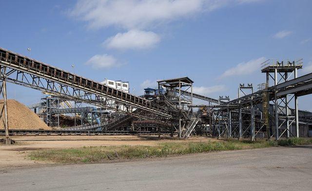 The Alabama River Pulp Company and the Claiborne Mill Complex, Claiborne, Alabama