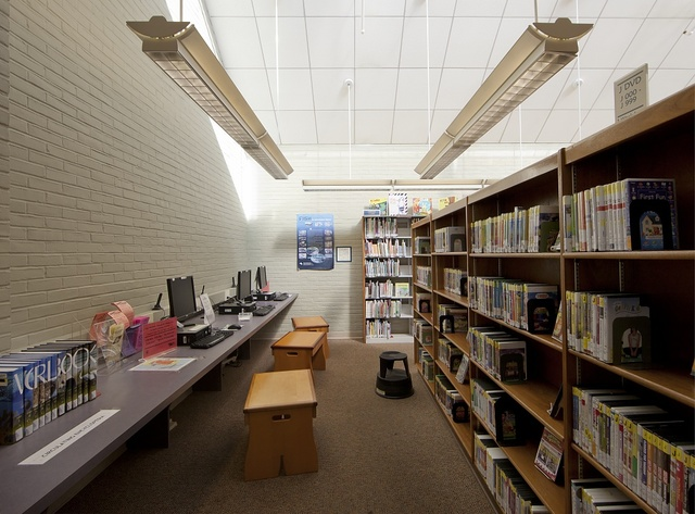 Bethesda Library, 7400 Arlington Road, Bethesda, Maryland