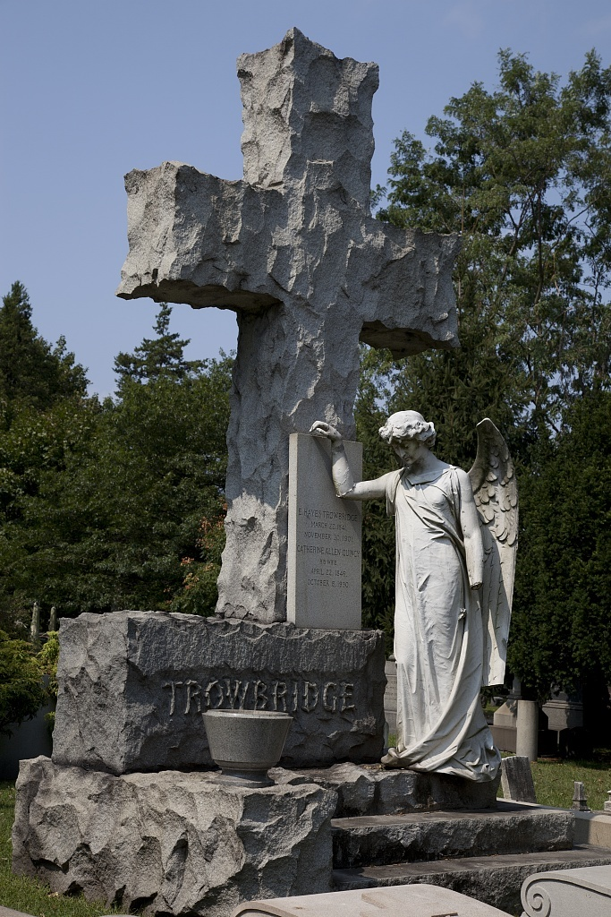 [Cemetery, Connecticut]