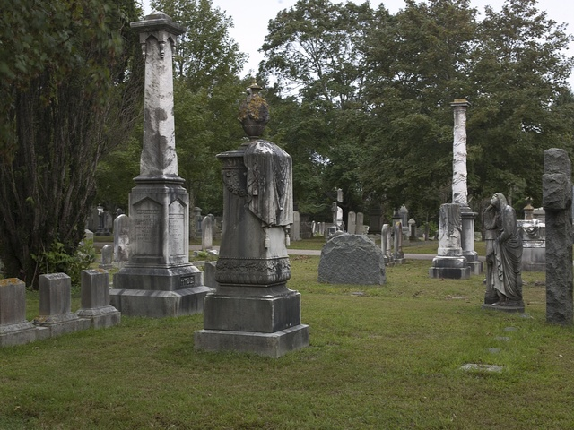 [Cemetery, Stonington, Connecticut]