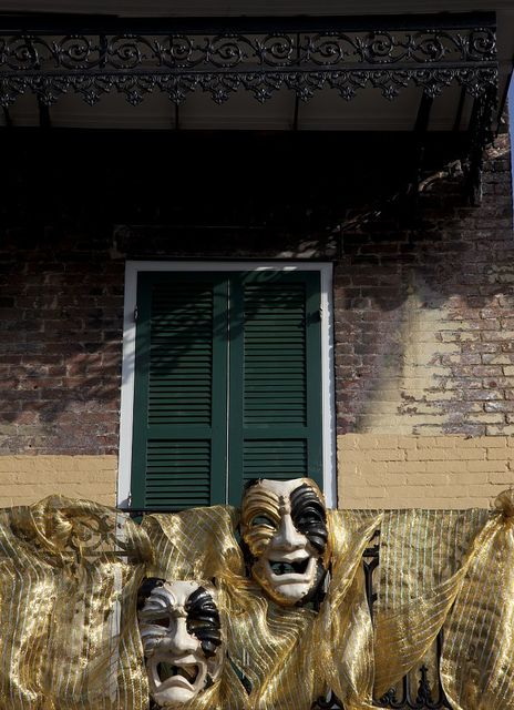 Details in the French Quarter, New Orleans, Louisiana