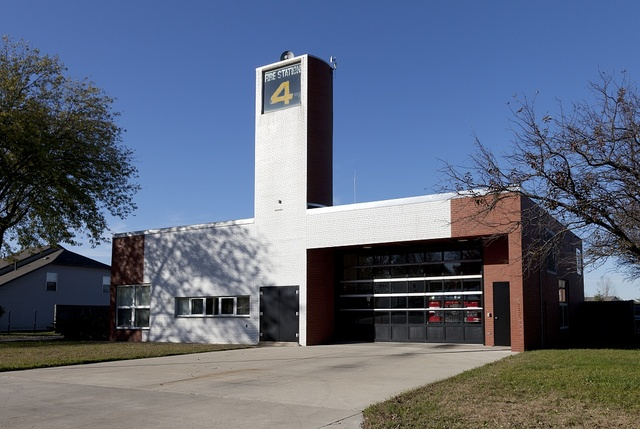 Fire Station 4, Columbus, Indiana