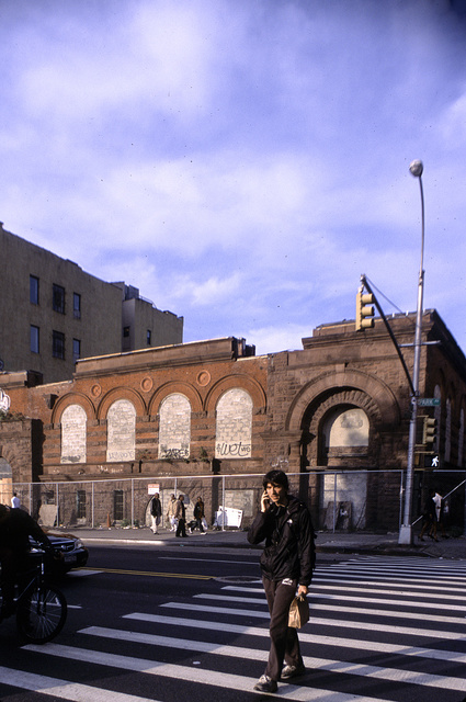 Former Corn Exchange Bank, E. 125th St. at Park Ave., Harlem, 2011