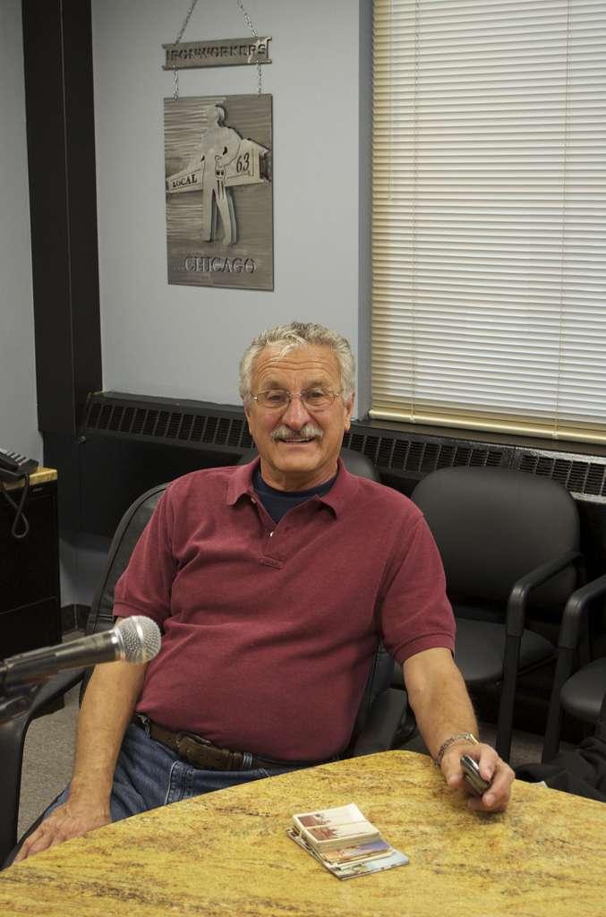 Gerald Truty interview conducted by Clark Douglas Halker, 2011-10-19