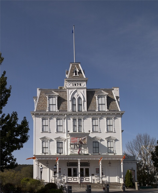 [Goodspeed Opera House, East Haddam, Connecticut]