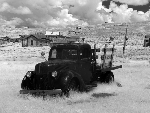 Bodie is a ghost town in the Bodie Hills east of the Sierra Nevada mountain range in Mono County, California