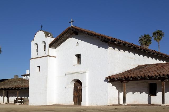 El Presidio Real de Santa Bárbara in Santa Barbara, California