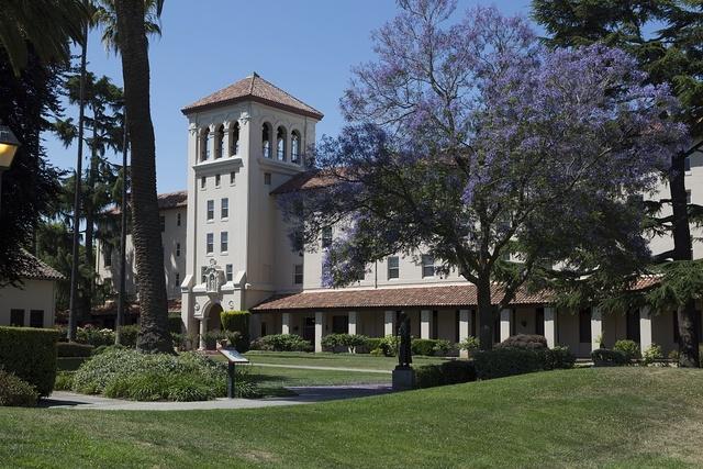 Mission Santa Clara de Asís, Santa Clara, California