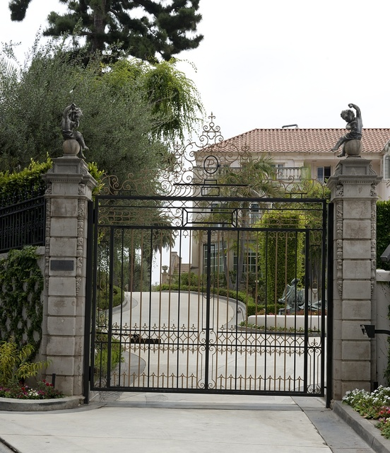 Pickfair, a 56 acre estate in the city of Beverly Hills, California