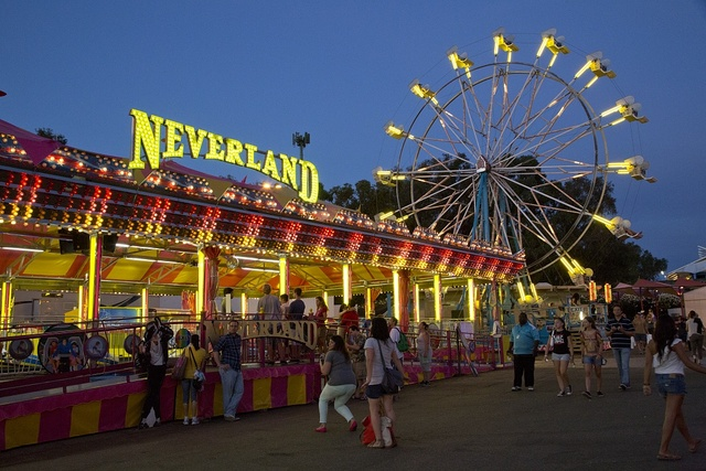 The 2012 California State Fair held in Sacramento, California