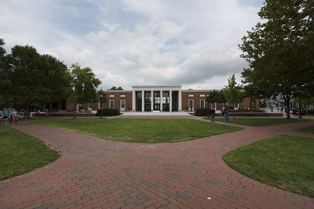 The Milton S. Eisenhower Library, part of the Johns Hopkins Sheridan Libraries, is the principal research library and the largest in a network of libraries at Johns Hopkins University in Baltimore, Maryland