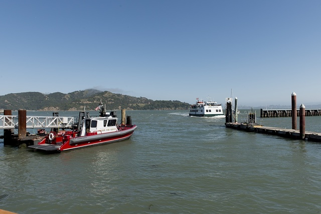 Tiburon Peninsula, San Francisco, California