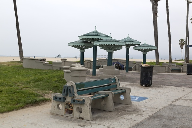 Venice, a beachfront district on the Westside of Los Angeles, California