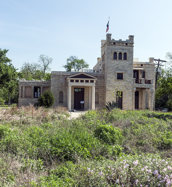 The Elisabet Ney Mansion, a museum located in the Hyde Park neighborhood of Austin, Texas